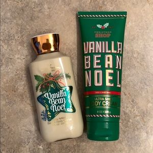 Bath & Body Works Vanilla Bean Noel